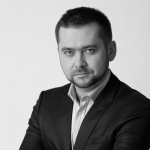 <br /> <strong> Radoslaw Brzuska, </strong><br /> Chief Innovation Officer, <br /> <strong> Dentsu Aegis Network <br /></strong>Poland